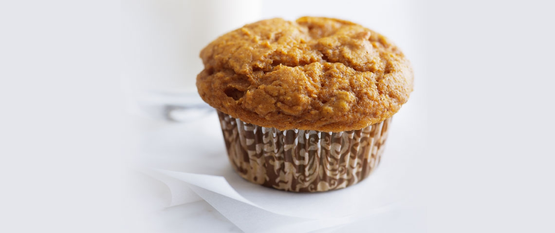 Pumpkin Muffin Single